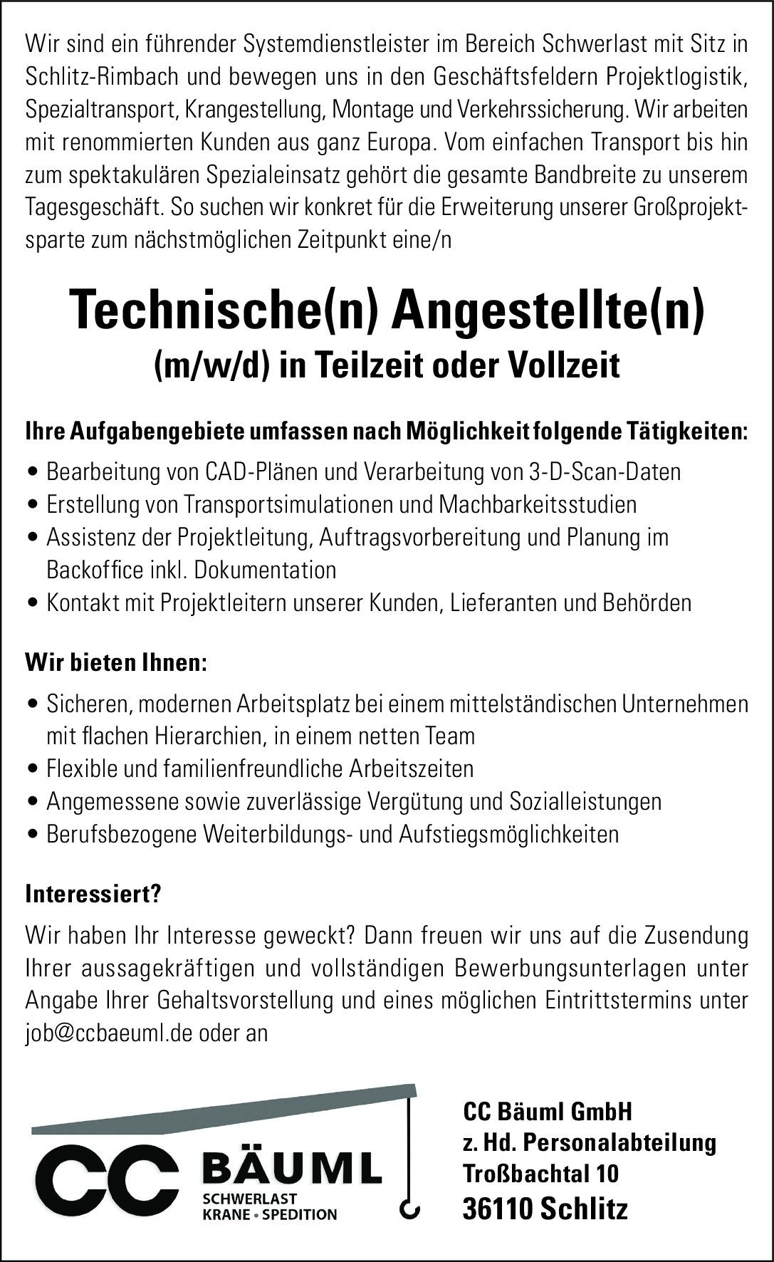 Buchhalter/in (m/w/d)
