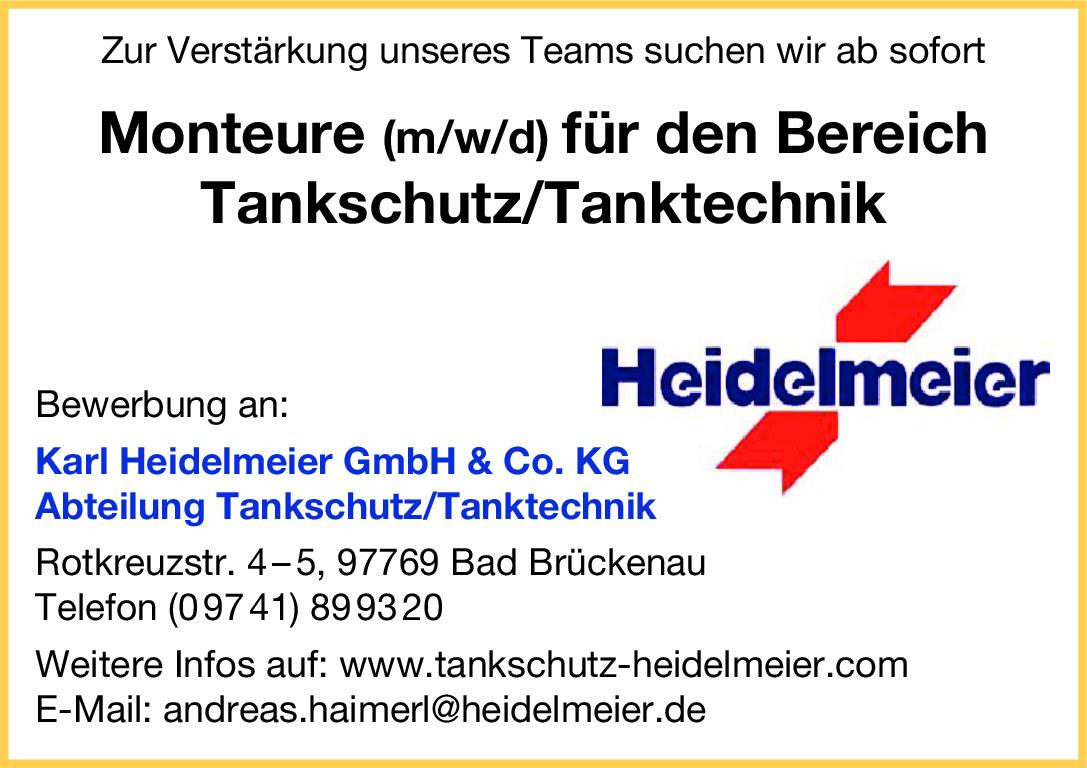 Anlagen- u. Behälterreiniger Tankschutz