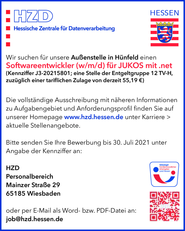 HZD_J3-20215801_Softwareentwickler