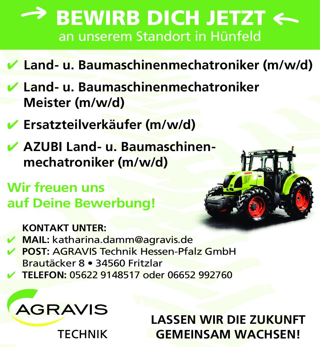 Land- u. Baumaschinenmechatroniker (m/w/d) Land- u. Baumaschinenmechatroniker Meister (m/w/d) Ersatzteilverkäufer (m/w/d) AZUBI Land- u. Baumaschinenmechatroniker (m/w/d)