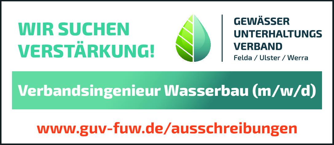 Verbandsingenieur Wasserbau (m/w/d)